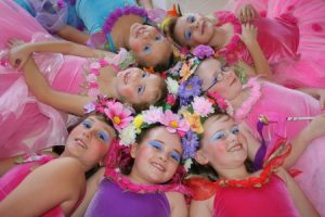 Flower princesses 2