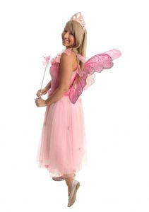Tiana the Fairy (Pink)