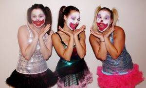 Face Paint Tianas dance parties
