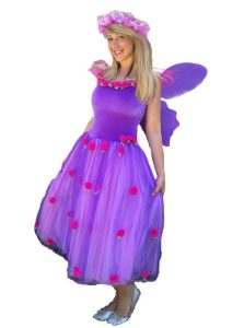 Tiana The Fairy (Purple)